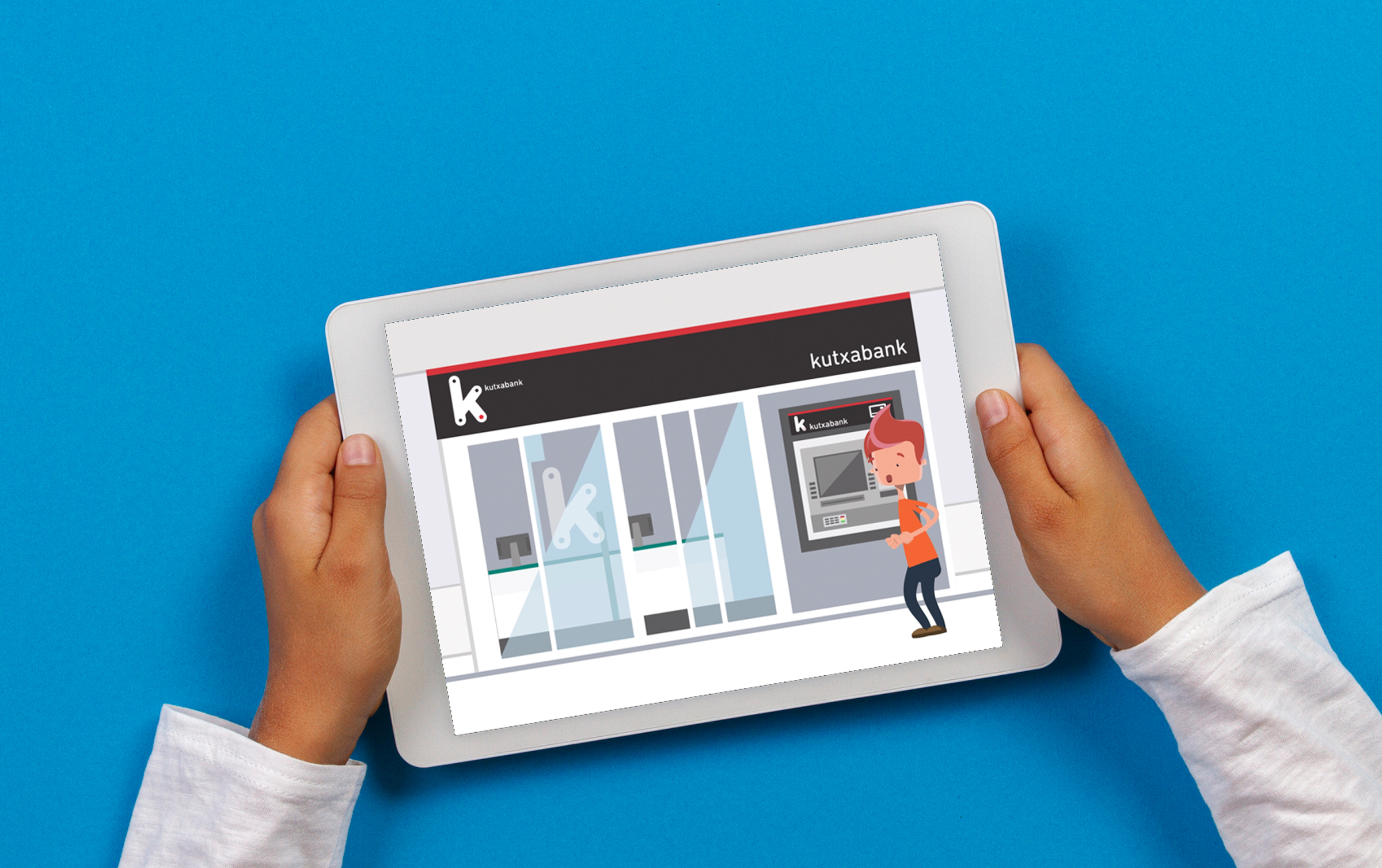 Kutxabank – Heziketa finantzieroari buruzko eskolako programaren bideo didaktikoak