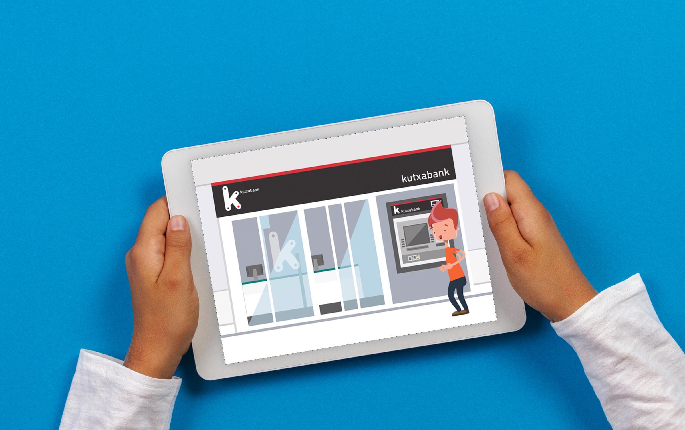 Kutxabank – Vídeo didáctico para el programa escolar de educación financiera