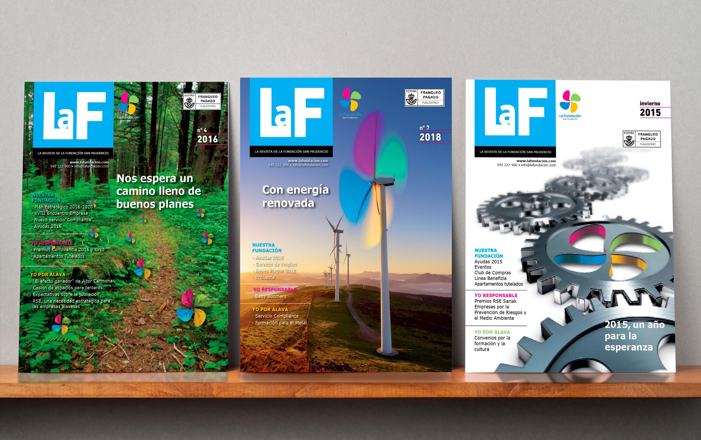 Revista LaF