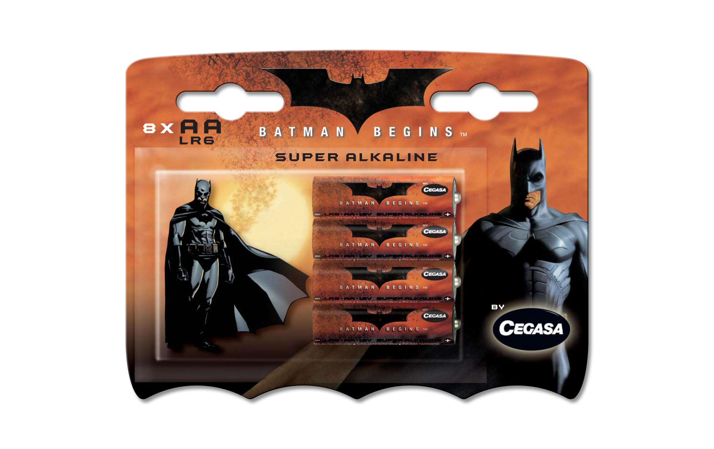 Pilas Batman Begins